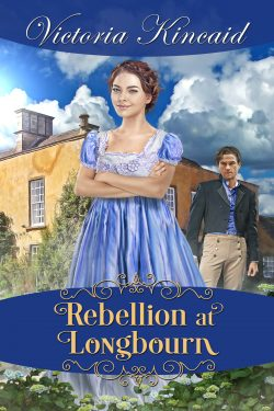 Rebellion at Longbourn by Victoria Kincaid 2020