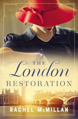 The London Restoration by Rachel McMillian 2020