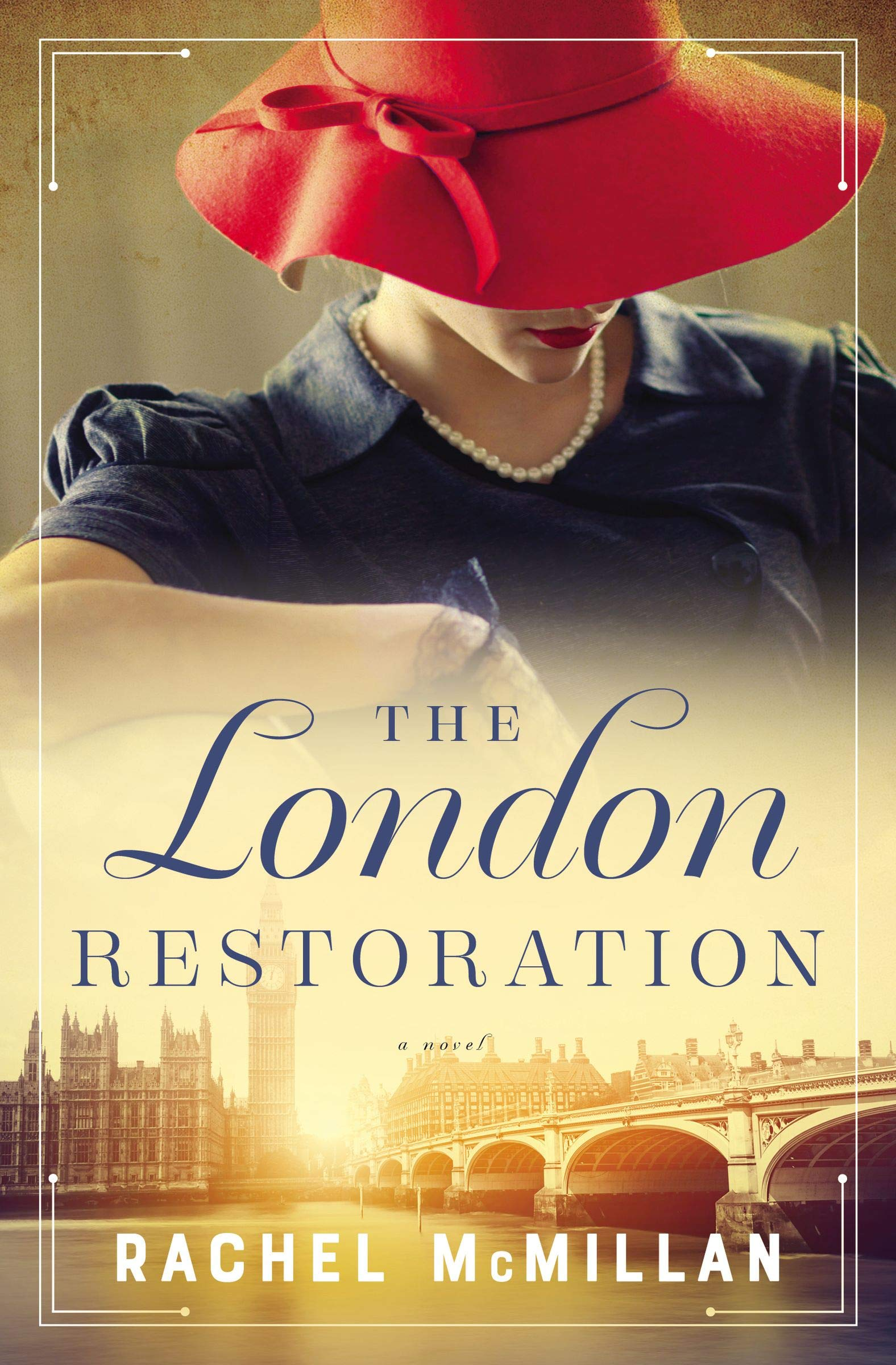 The London Restoration by Rachel McMillian 2020