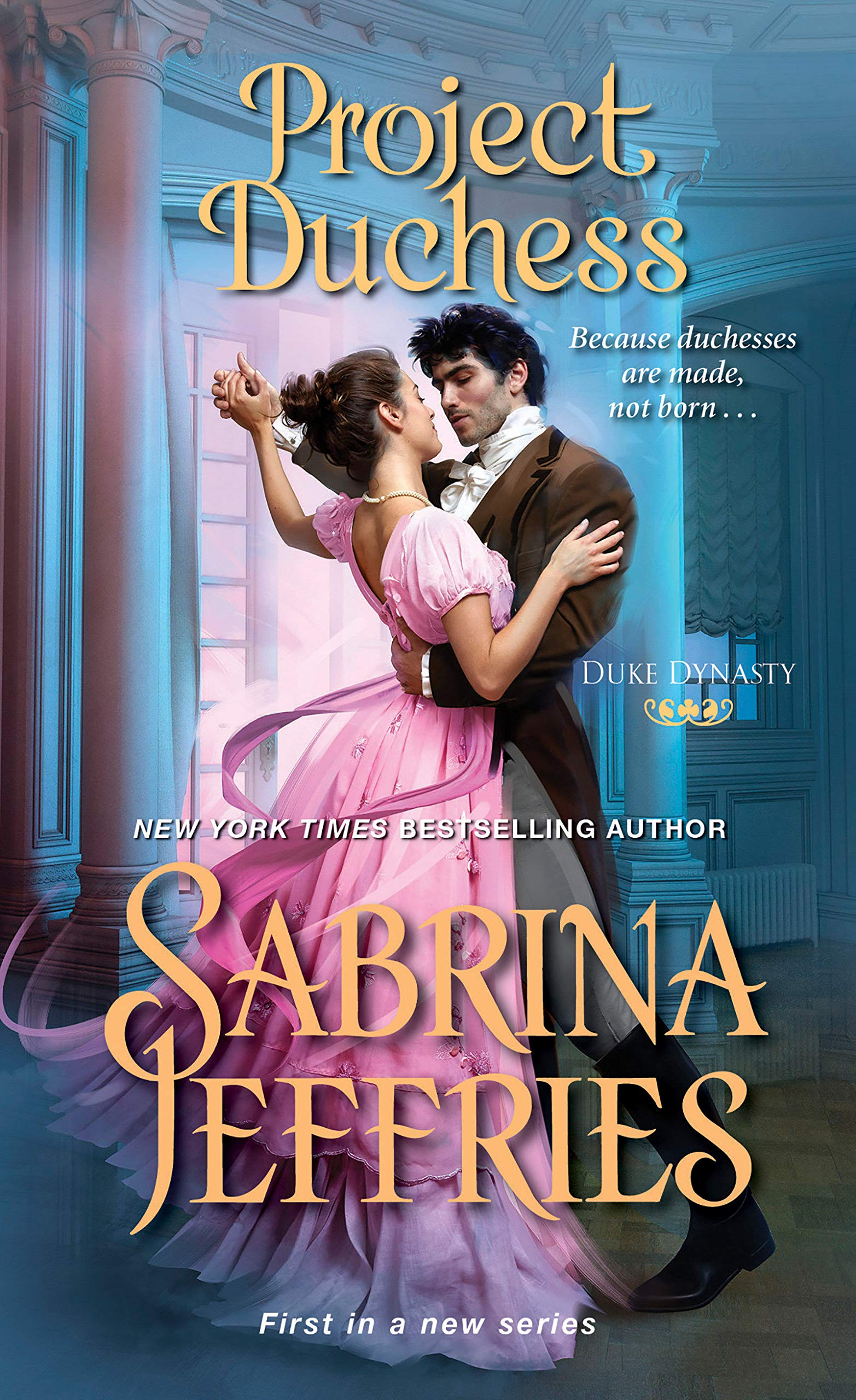 Project Duchess by Sabrina Jeffries 2019
