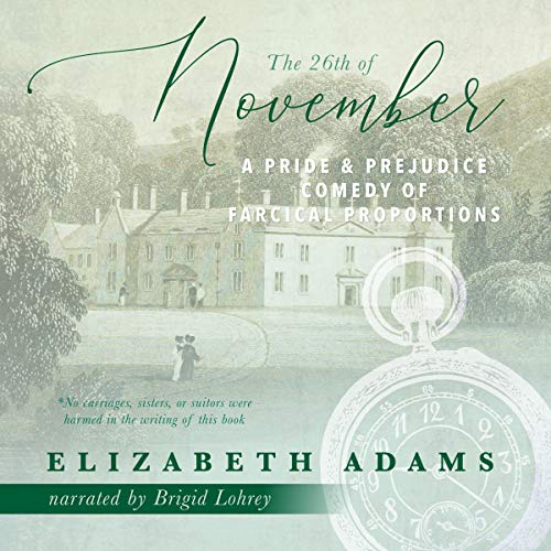 The 26th of November audiobook cover 2018
