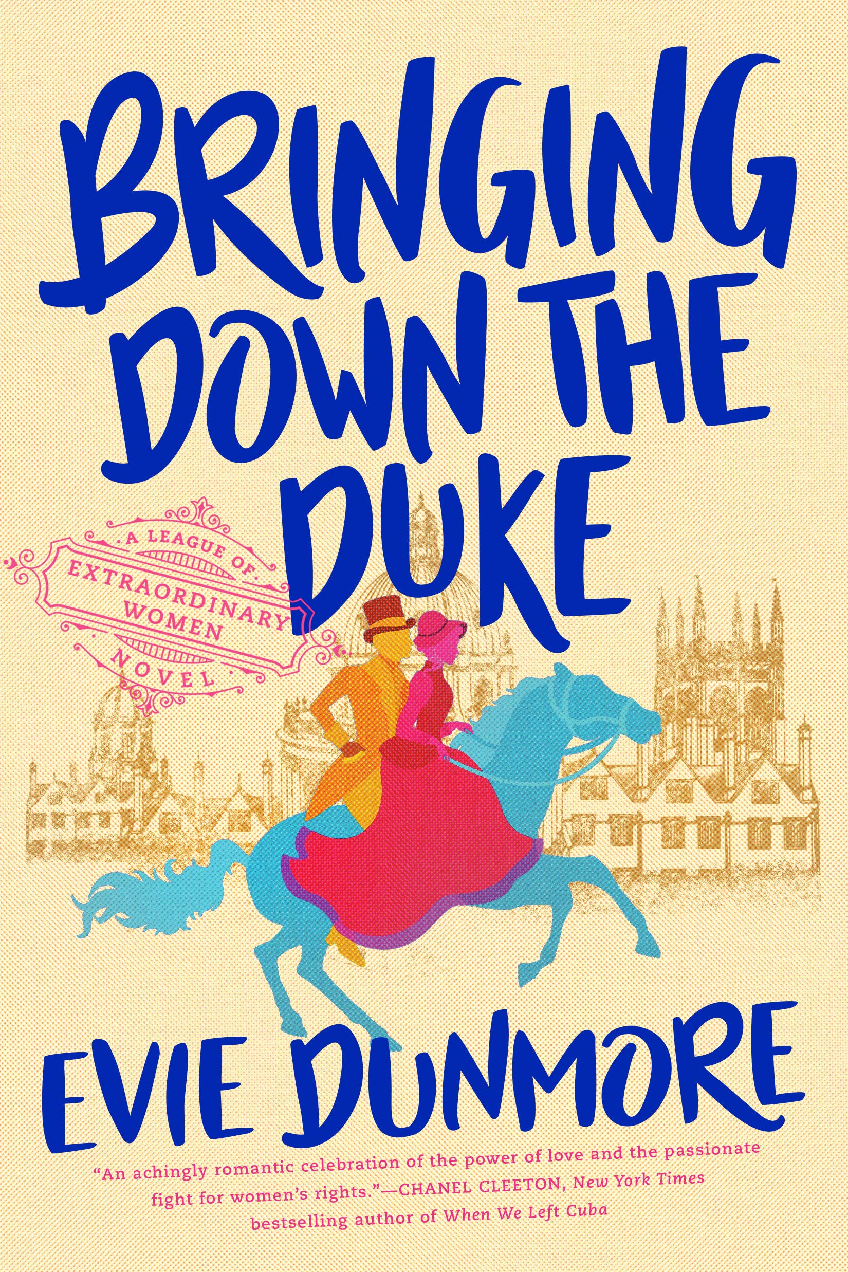 Bringing Down the Duke by Evie Dunmore book cover 2019
