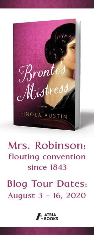 Bronte's Mistress Blg Tour sidebar graphic