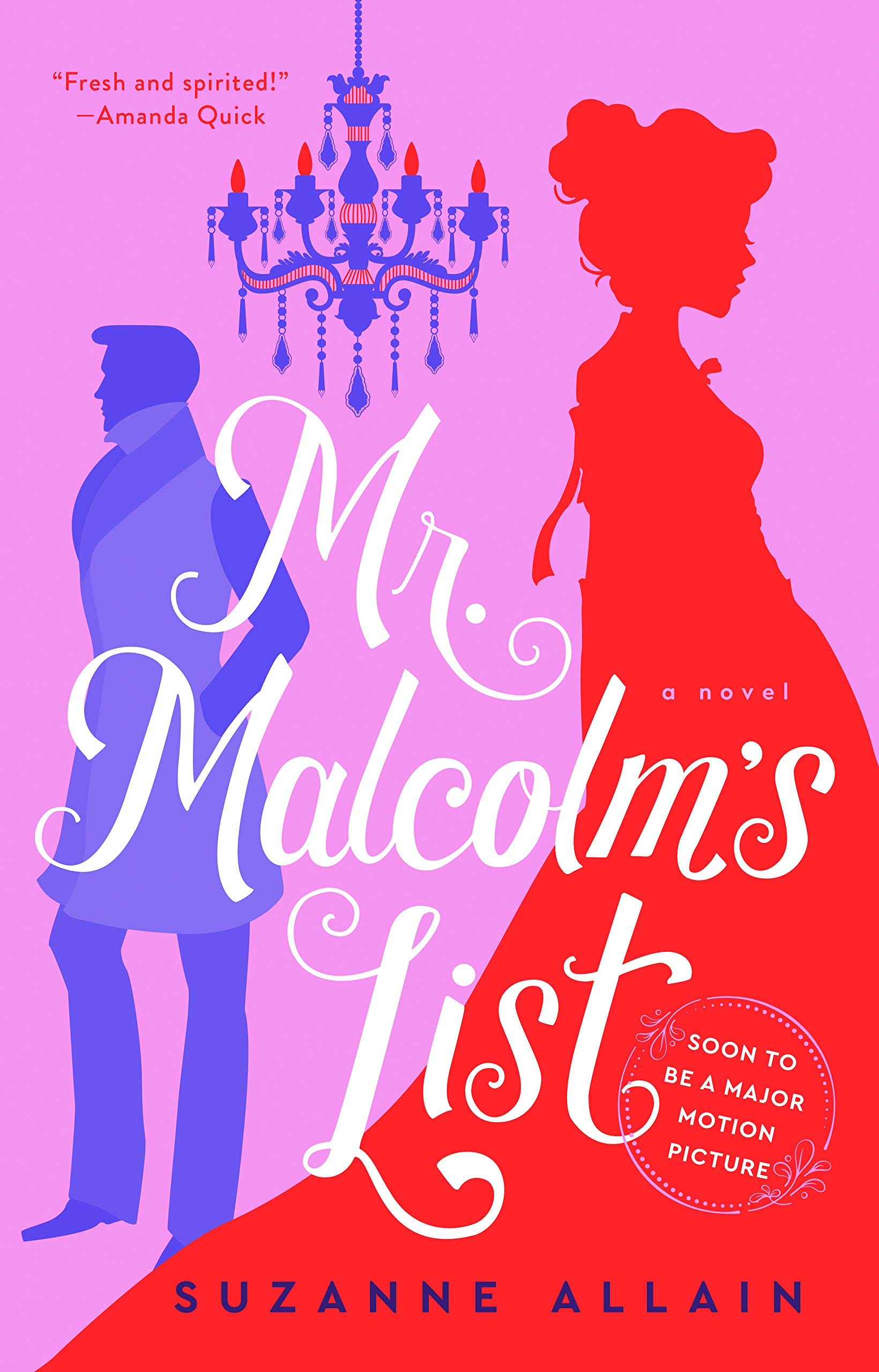 Mr Malcolm's List by Suzanne Allain 2020