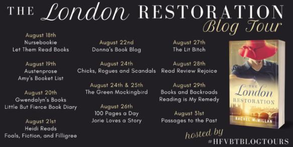 The London Restoration_Blog Tour Poster