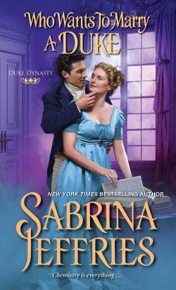 Who Wants to Marry a Duke by Sabrina Jeffries 2020