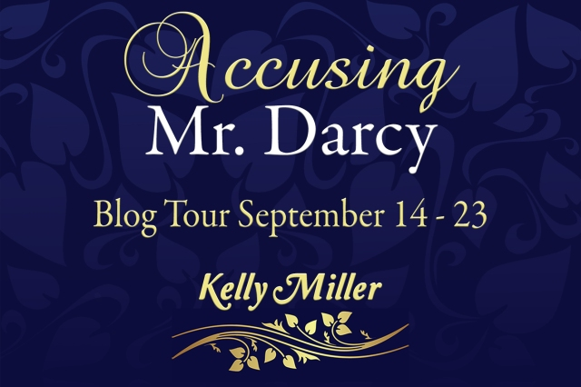Accusing Mr Darcy Blog Tour Banner