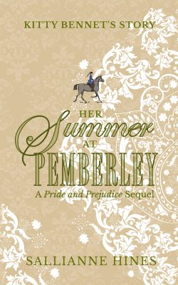 Her Summer at Pemberley by Sallianne Hines 2020