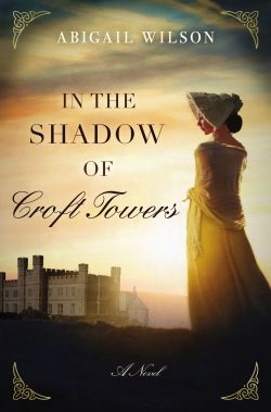 Shadow of Croft Towers by Abigail WIlson 2019
