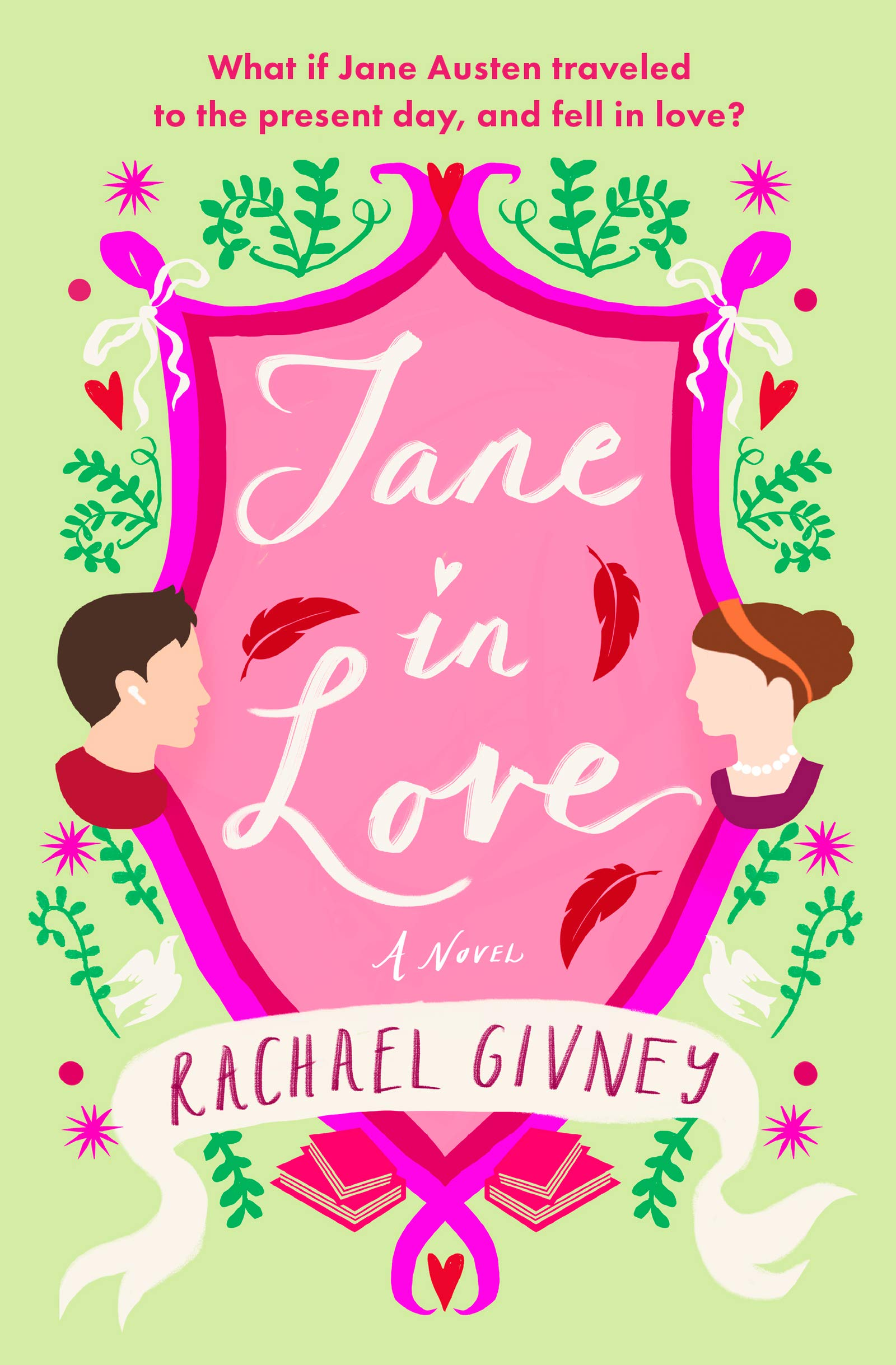 ane in Love by Rachel Givney 2020