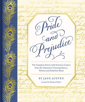Pride and Prejudice The Complete Novel, with Nineteen Letters 2020 cover