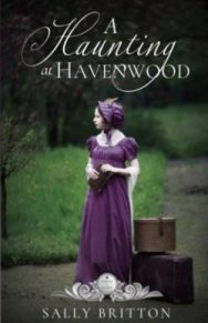 A Haunting at Havenwood by Sally Britton 2020