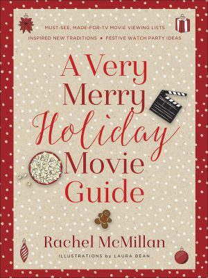A Very Merry Holiday Movie Guide Cover 2020