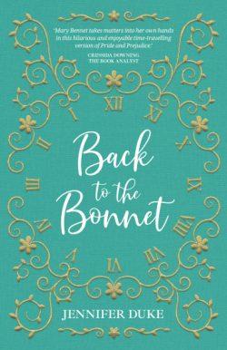 Back to the Bonnet, by Jennifer Duke 2020