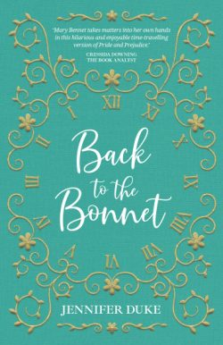 Back to the Bonnet, by Jennifer Duke 2020