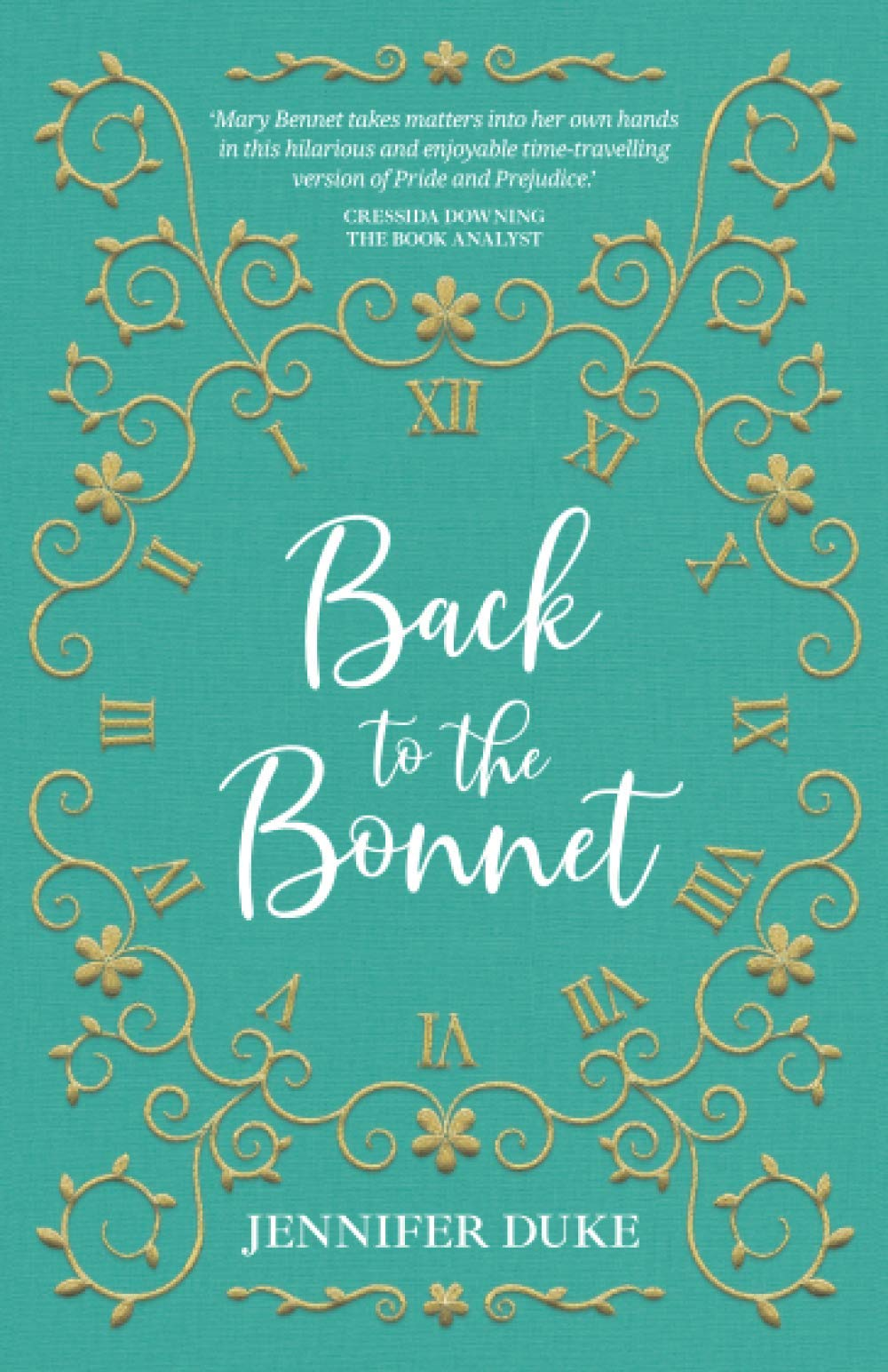 Back to the Bonnet by Jennifer Duke 2020