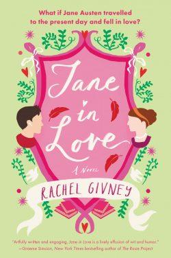 Jane in Love by Rachel Givney 2020