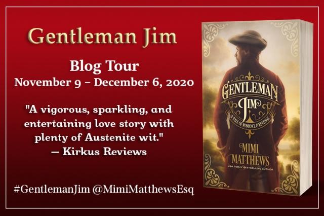 Gentleman Jim Blog Tour Graphic