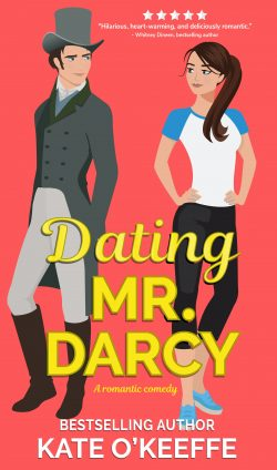 Dating Mr Darcy, by Kate O'Keeffe 2020