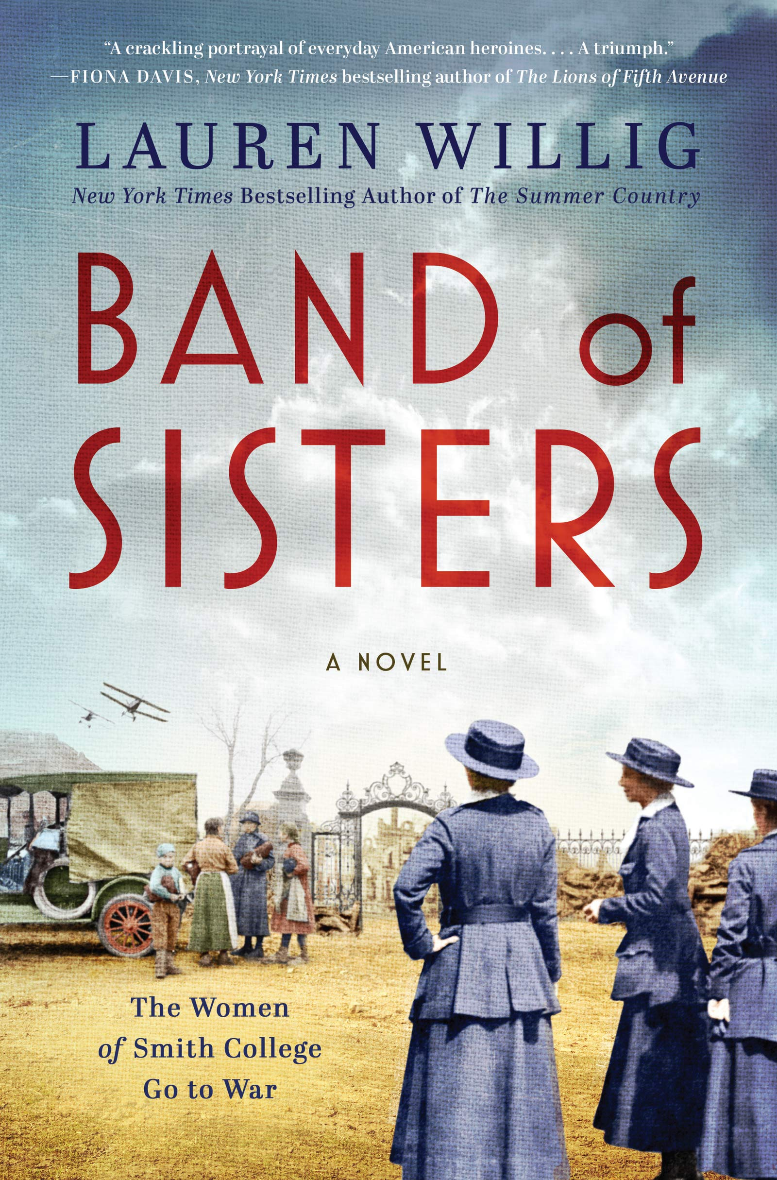 Band of Sisters by Lauren Willig 2021