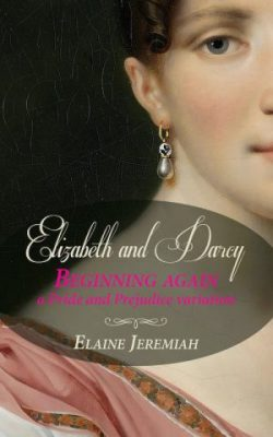 Elizabeth and Darcy by Elaine Jeremiah 2021