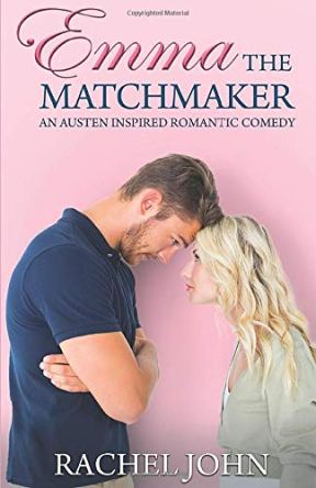 Emma the Matchmaker by Rachel Johns 2019