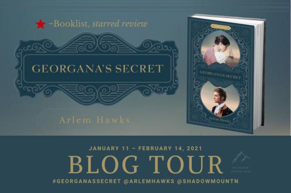 Georgana's Secret Blog Tour Graphic