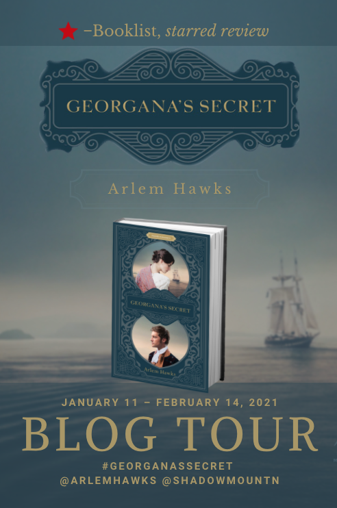 Georgana's Secret Blog Tour Graphic Vertical