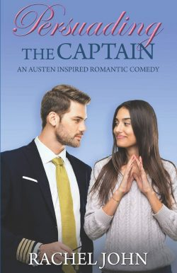 Persuading the Captain by Rachel John 2020