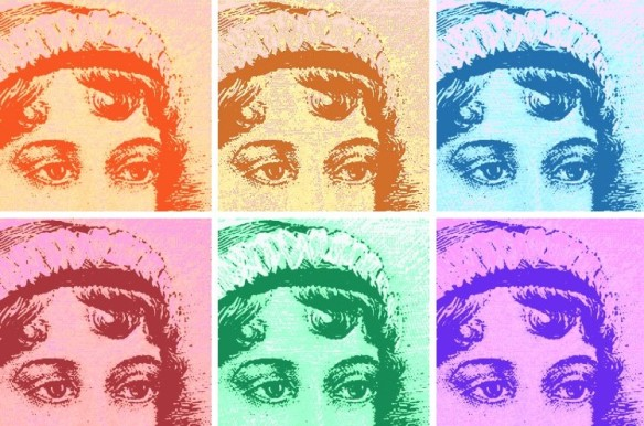Pop Art Jane Austen