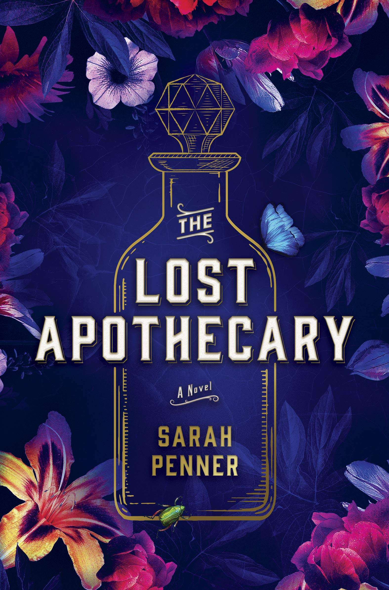 The Last Apothecary By Sarah Penner 2021