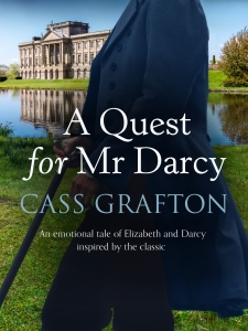 A Quest for Mr Darcy by Cass Grafton 2019