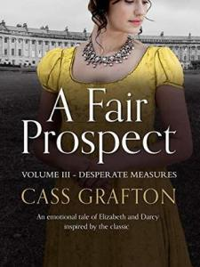 Desperate Measures, by Cass Grafton 20219
