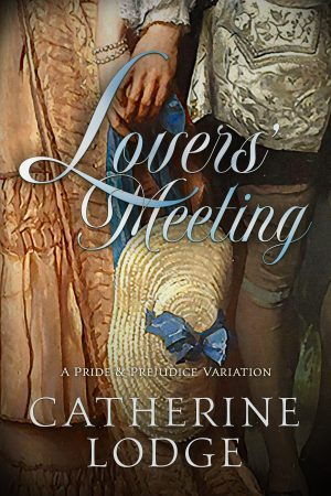 Lovers' Meeting by Catherine Lodge 2021