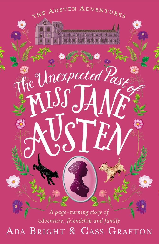 The Unexpected Past of Miss Jane Austen by Asa Bright and Cass Grafton 2019