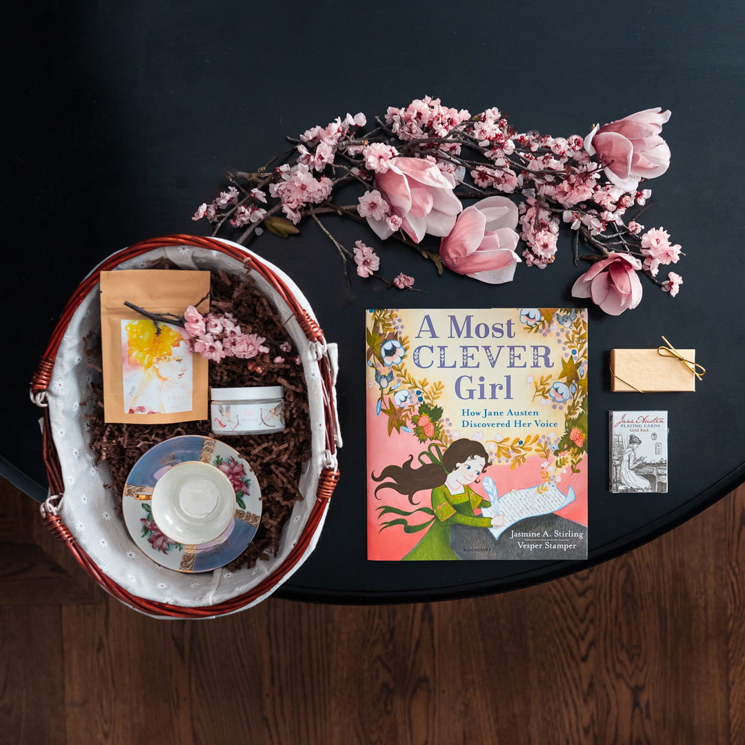 A Most Clever Girl Giveaway Prizes