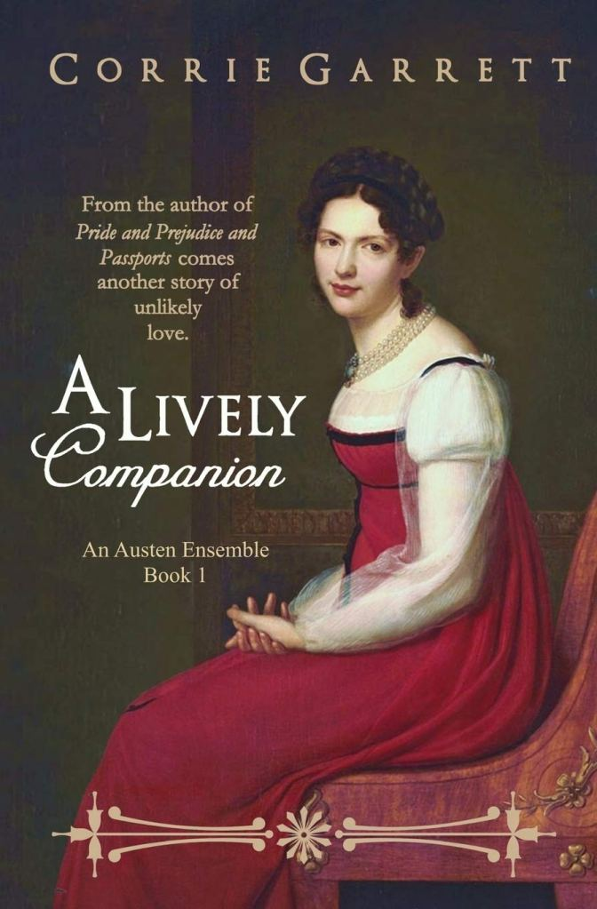 A Lively Companion by Corrie Garrett 1