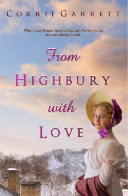 From Highbury with Love by Corrie Garrett 2021