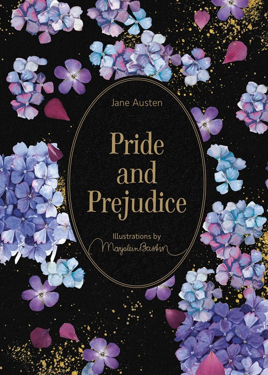 Pride and Prejudice Illustrations by Marjolein Bastin 2021