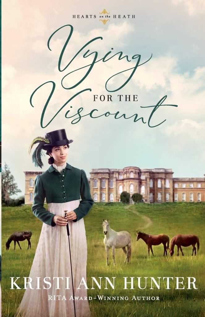Veying for the Viscount by Kristi Ann Hunter